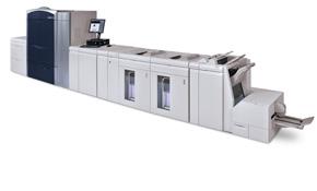 הדפסה עם ציפוי סלקטיבי