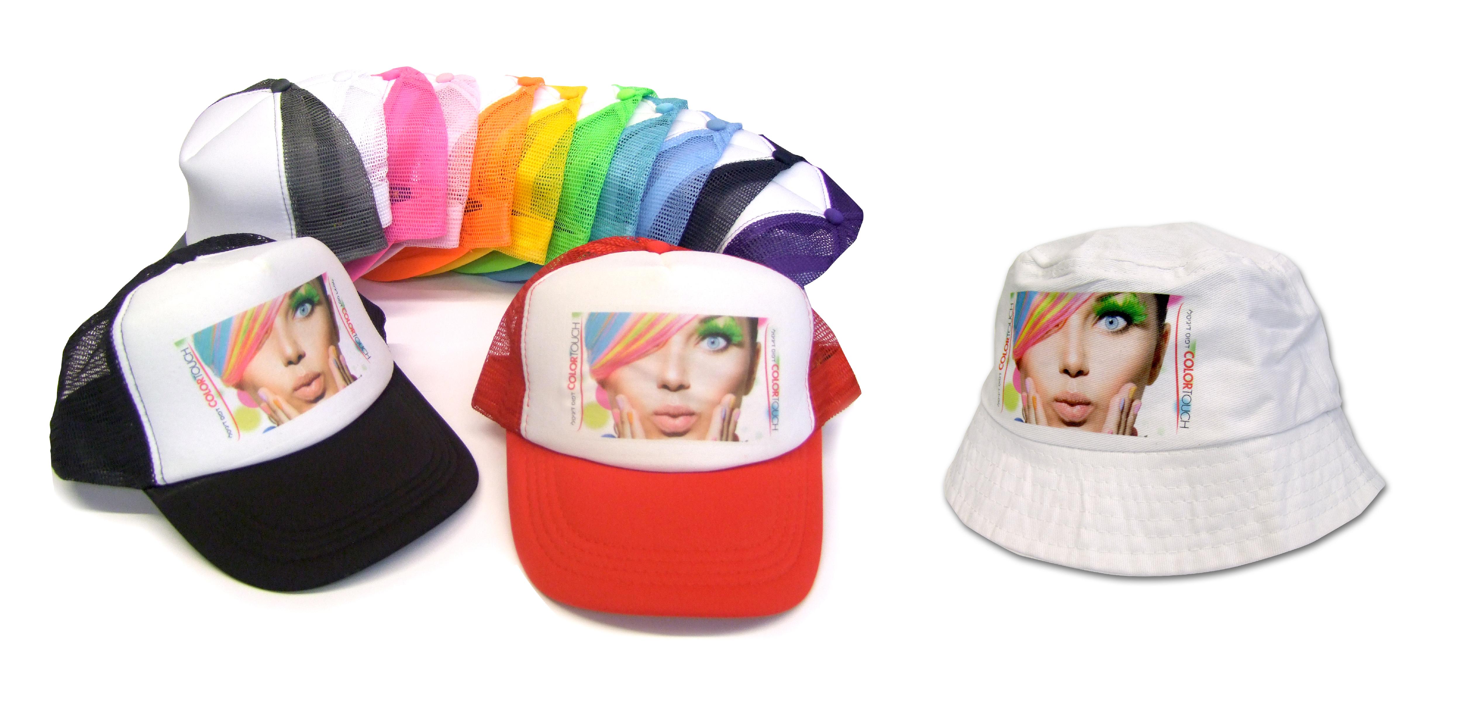 בלתי רגיל colortouch   כובעים VE-97